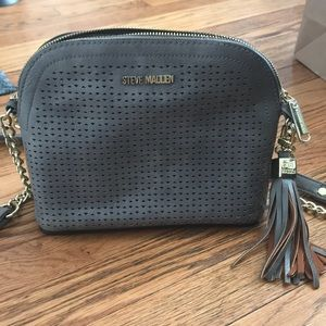 Gray Steve Madden Bag